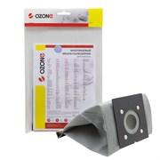 Многоразовый мешок Ozone MX-26 microne multiplex для пылесосов