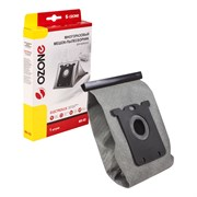 OZONE microne multiplex MX-02 синтетический мешок-пылесборник многократного использования S-Bag