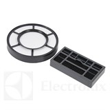 Комплект фильтров Electrolux EF136 для пылесосов Aptica ZTT 7900…799