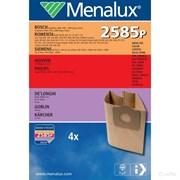 Набор бумажных пылесборников Menalux 2585P (RW 08, EM 10, 6.959-130) для пылесоса Rowenta, Karcher