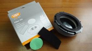 Комплект фирменных фильтров Vax 1-1-130649-00  для пылесоса Vax 7151