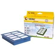 НЕРА-фильтр для пылесоса OZONE microne H-02