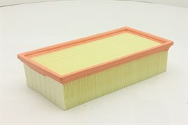 Фильтр складчатый повышенной фильтрации из целлюлозы для пылесоса  GAS 55 M AFC Professional