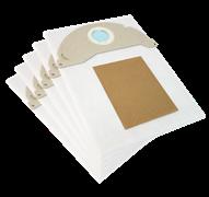 Пылесборник синтетический EURO Clean EUR-217/5 для промышленных и строительных пылесосов KARCHER