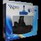 Насадка роликовая пол-ковер Wpro Uni - фото 4254